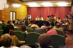 Entronização 2008