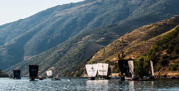 Regata inédita no coração do Douro