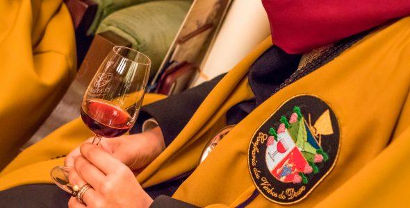 Confraria dos Vinhos do Douro promove Região e os confrades
